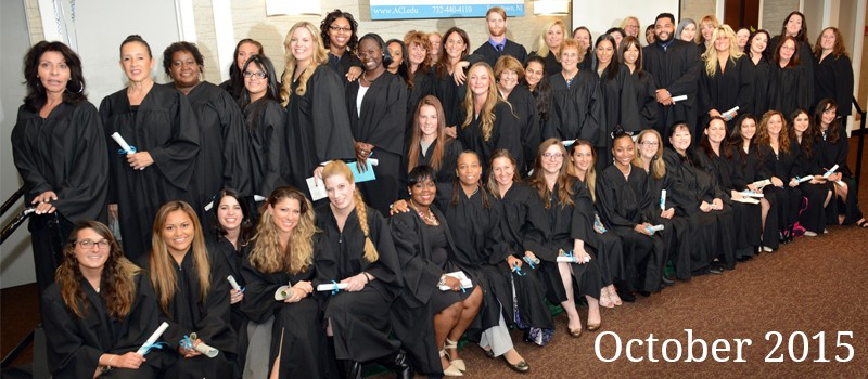 ACI Medical & Dental School | October 2015 Graduation