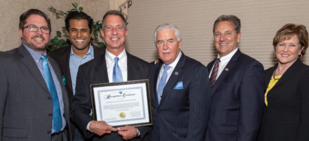 ACI Medical & Dental School Named Business Partner of the Year