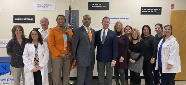 ACI Medical & Dental School | NJDOL Assistant Commissioner Visits ACI Medical & Dental School